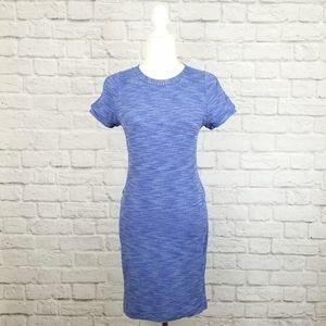 Lululemon &Go Where-To heather sapphire blue dress